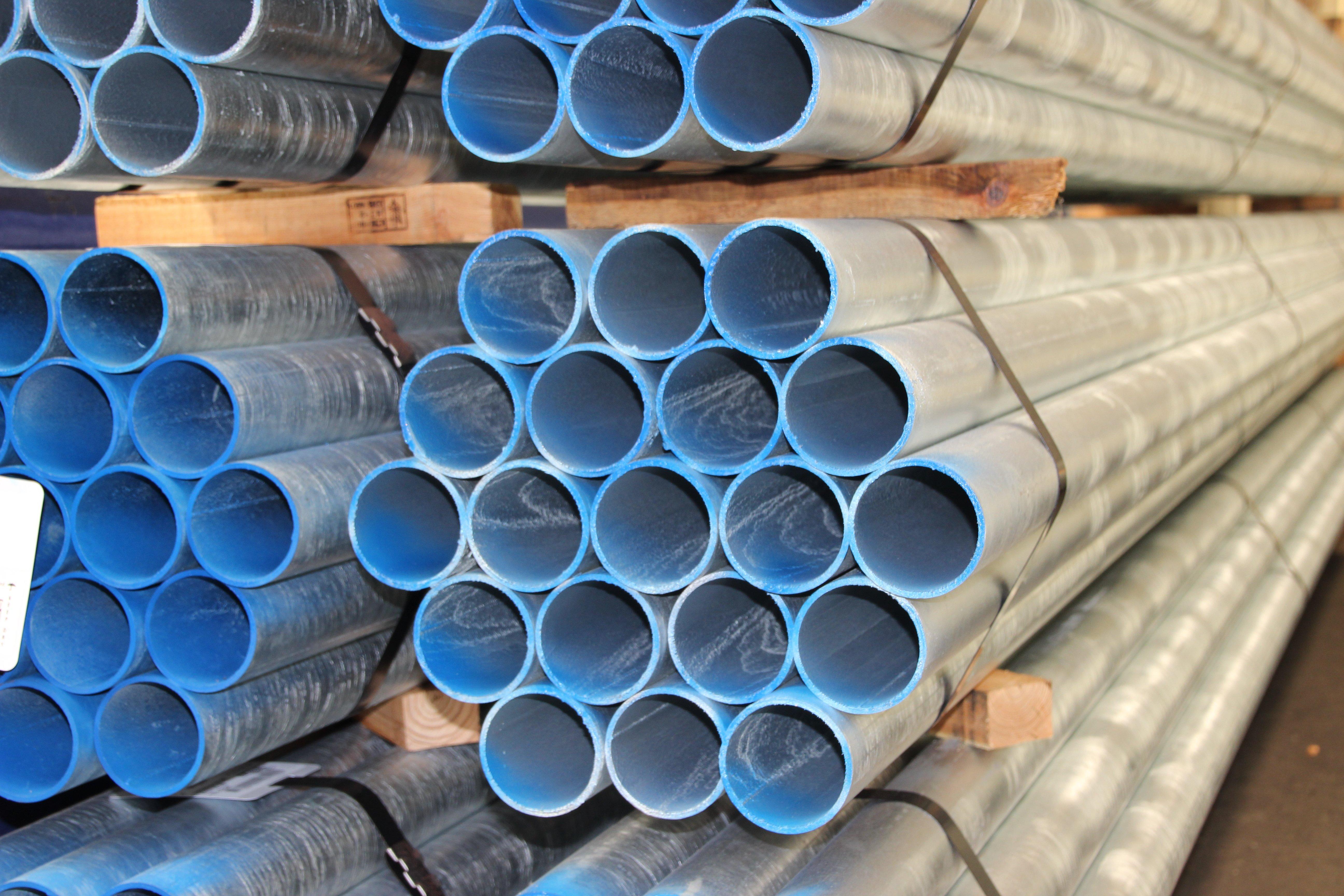 Galvanized Pipe – Plain End