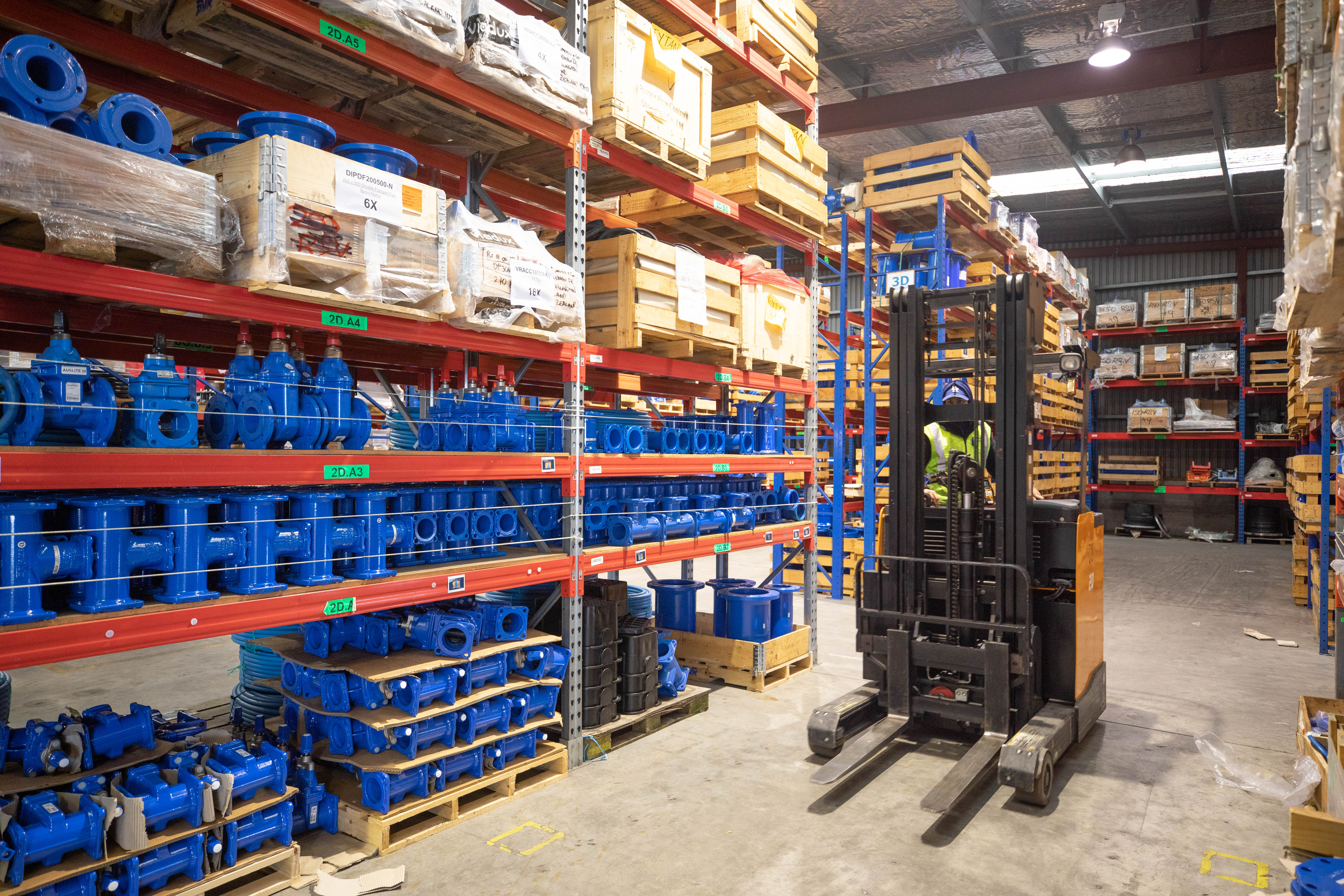 Dispatch & Inventory Control Coordinator