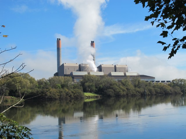 Kinleith Mill - Asmuss supplied the mighty pulp and paper mills in the central North Island
