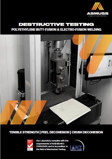 Destructive Testing Brochure